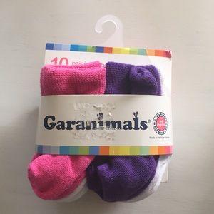 10 pair infant Bobby socks 🧦